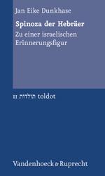Jan Eike Dunkhase Spinoza der Hebraeer
